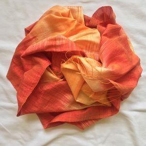 Accessories - 100% Silk scarf / wrap / shawl.